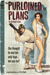 Star Wars Pulp, part 4: The Purloined Plans