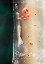 Hibrid Zodiac. Pisces by katherine-lemus
