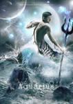 Hibrid Zodiac. Aquarius. by katherine-lemus