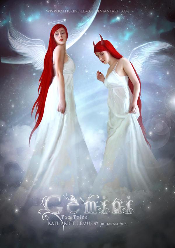 Hibrid Zodiac. Gemini.