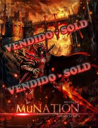 Flyer MuNation by katherine-lemus