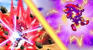 Clash! Kamehameha vs. Galick Gun