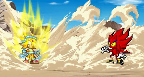 Power Awoken! Sonark's Fury!