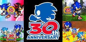 Sonic Anniversaries V.2