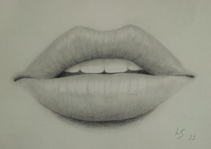 Lips mouth by kiddsocks