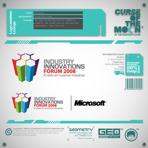 Industry Innovations by logotypes-club