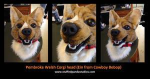 Ein from Cowboy Bebop by stuffedpanda-cosplay