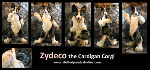 Zydeco the Cardigan Corgi by stuffedpanda-cosplay
