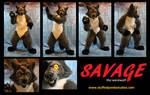 Savage the werewolf