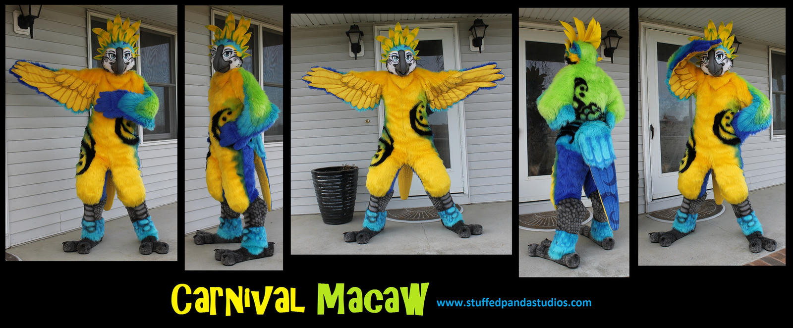 Macawfullsuit by stuffedpanda-cosplay