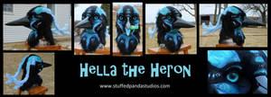 Hella the Heron