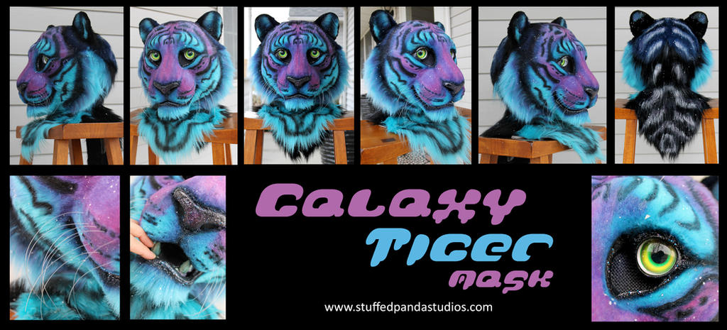 Galaxy Tiger Mask by stuffedpanda-cosplay