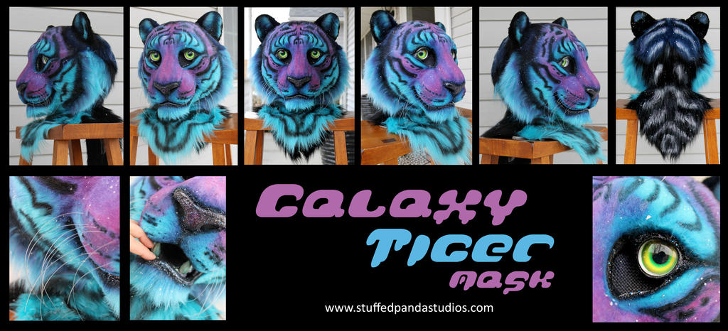 Galaxy Tiger Mask
