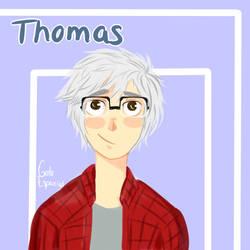 Thomas by cilisies