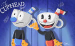 redraw of cuphead show!