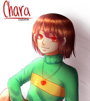 Chara by AliceYume88