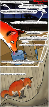Ship's Fox page 3