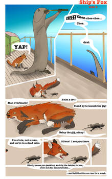 Ship's Fox page 4