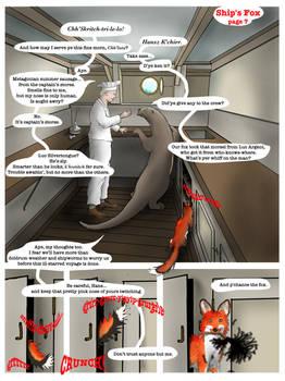 Ship's Fox page 7