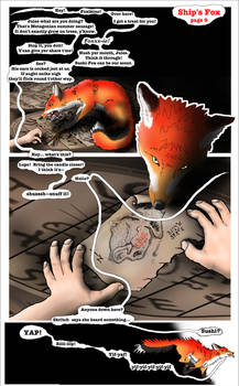 Ship's Fox page 9