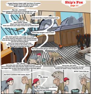 Ship's Fox page 11
