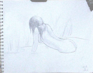 Naiad concept drawing by drwhofan