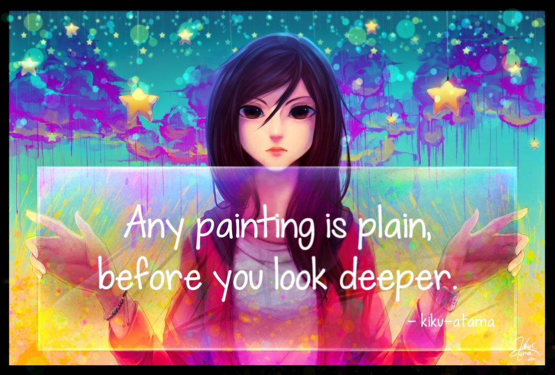 Blank Painting by kiku-atama