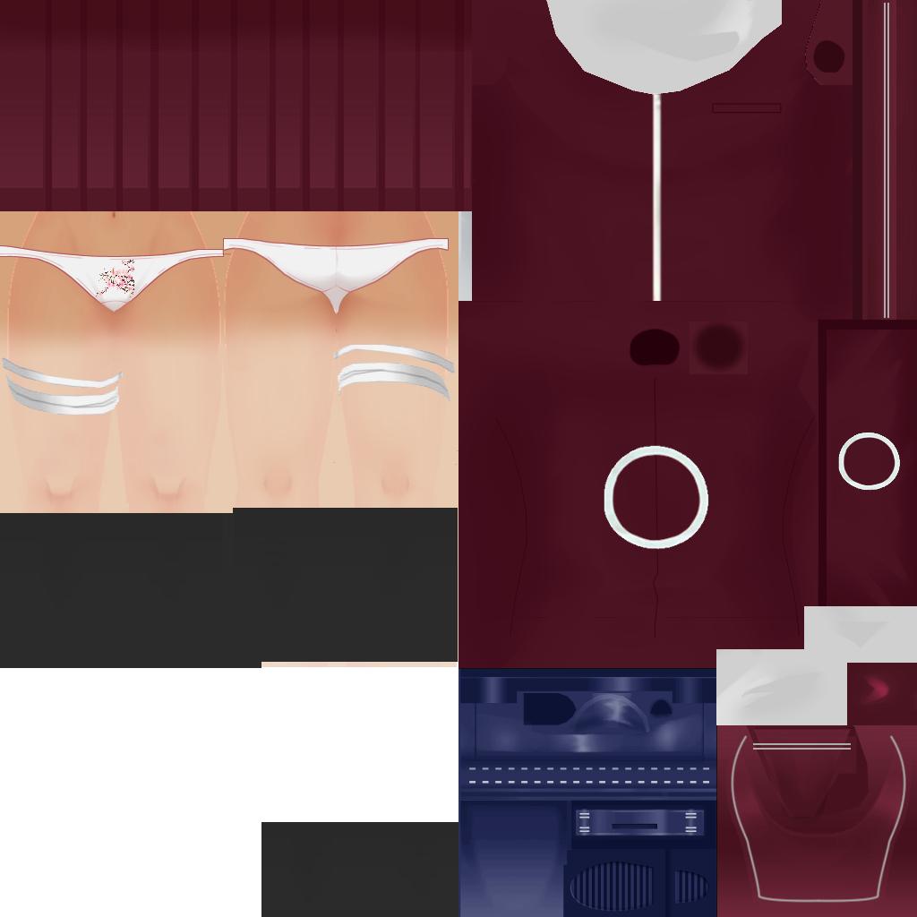 yandere simulator sakura custom uniform by yanderecustoms on deviantart. Black Bedroom Furniture Sets. Home Design Ideas