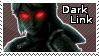 Dark Link Stamp by z-e-p-p-y