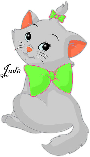 Jade Kitty :3 by Kenekochan01