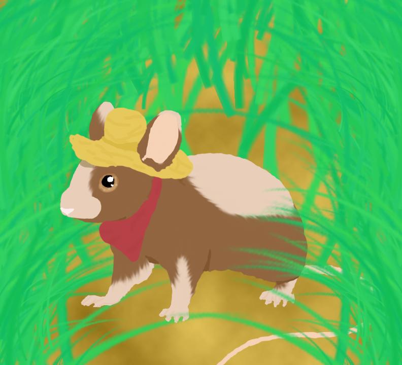Field Mouse by Kenekochan01