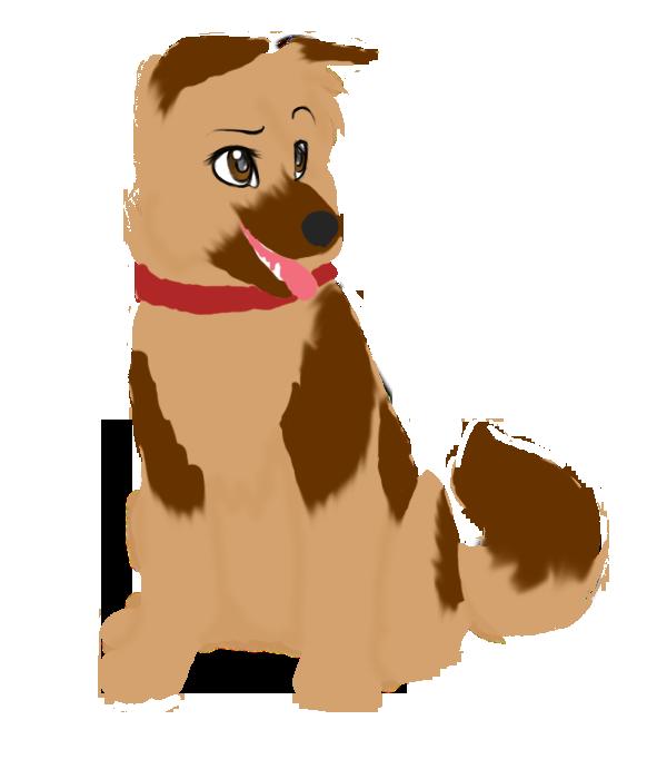 GoingSkywards Dog by Kenekochan01