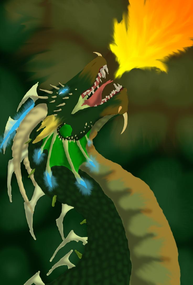 Dragon~ by Kenekochan01