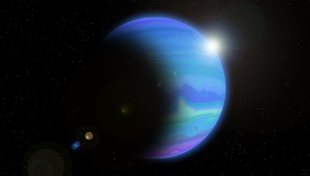 Jupiter by Kenekochan01