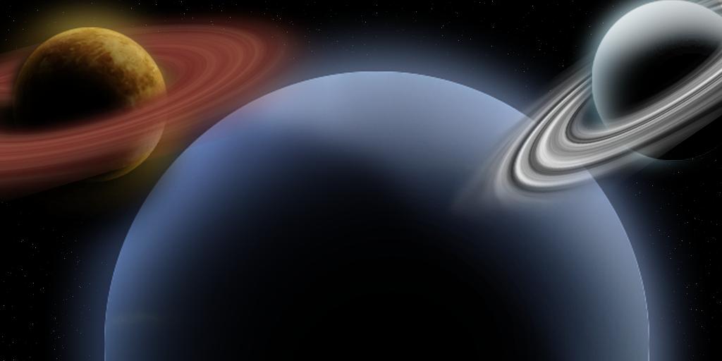 Planet Experiment by Kenekochan01