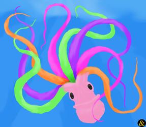 Squidgy!! by Kenekochan01
