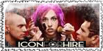 Icon For Hire Stamp by XxDiaLinnxX