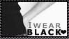 x black is never bland x by XxDiaLinnxX