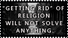 Religion is NOT the problem by XxDiaLinnxX