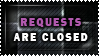 Art Status - Requests Closed by XxDiaLinnxX
