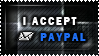 Paypal Accepted by XxDiaLinnxX