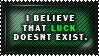Luck will only steal your hard work by XxDiaLinnxX