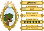 Character Profile - Earthshaker