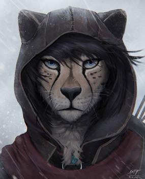 A Winter Portrait