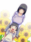 Mother and daughter: Uzumaki by xXAngeLuciferXx
