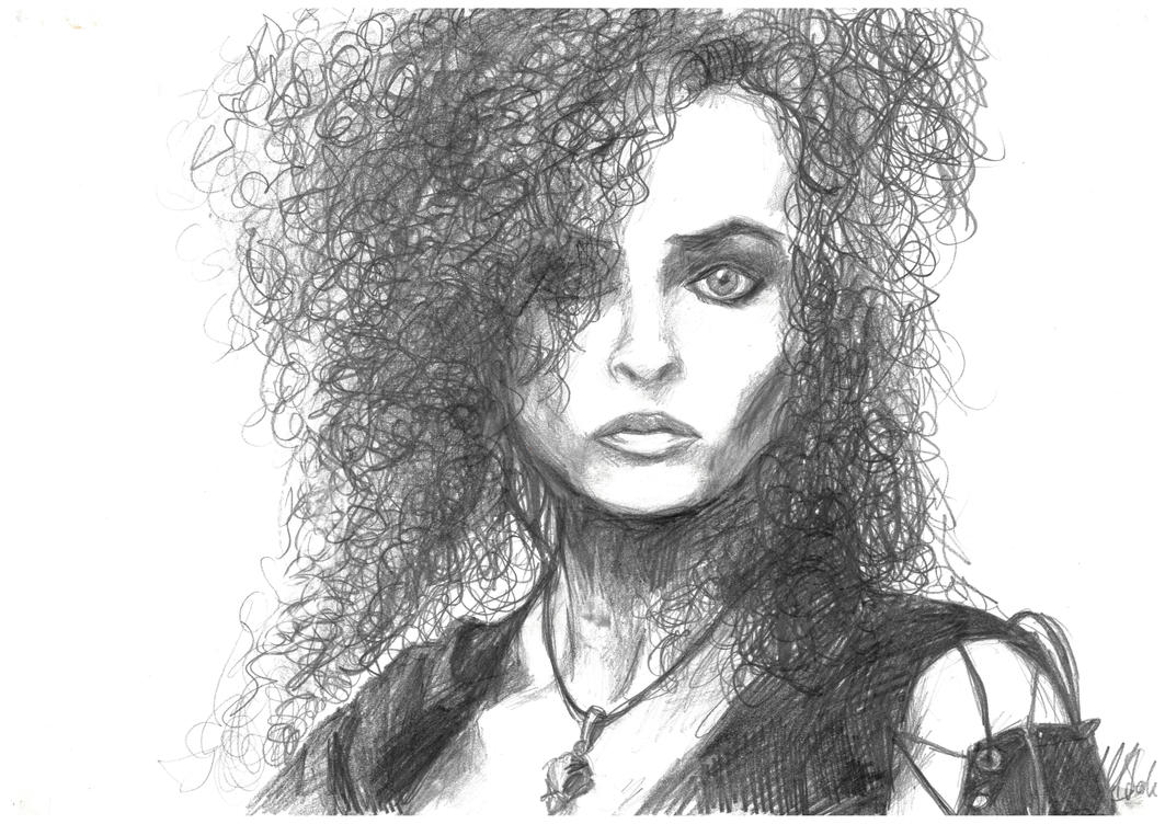 Bellatrix Lestrange by MArt120