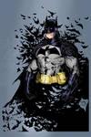 Batman Untold Colors