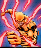 Reverse Flash by comic-eeb