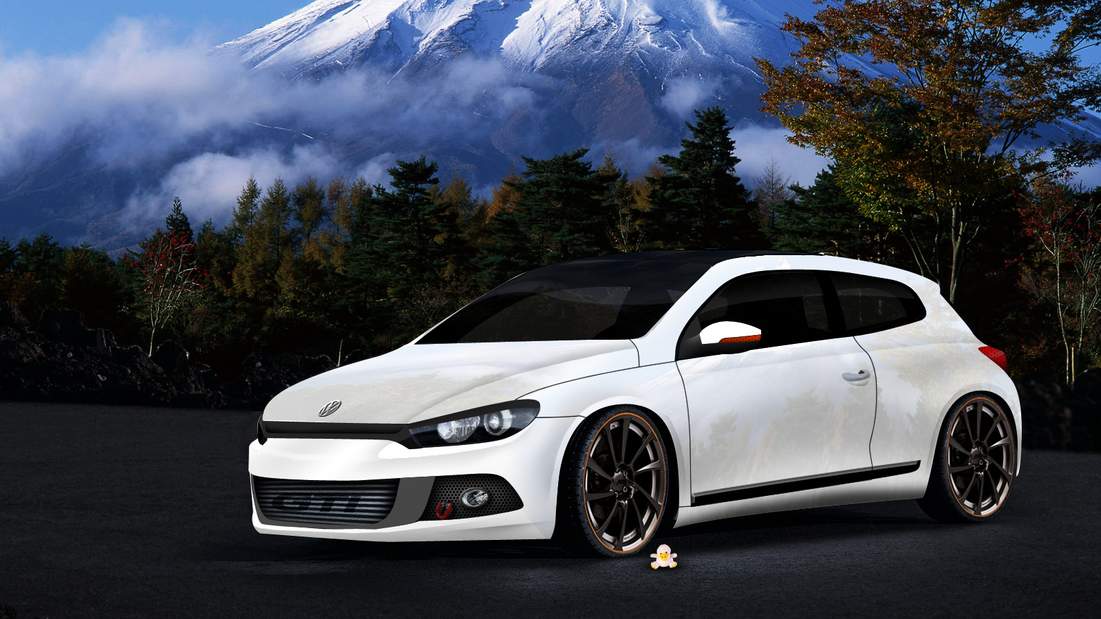 Vw Scirocco Gti By Sliqz On Deviantart
