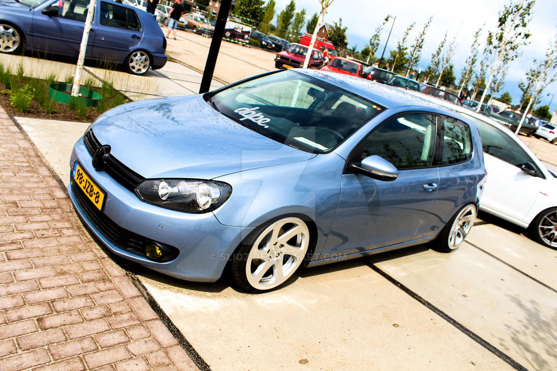VW Fanatics   Water And Air   Volkswagen Golf 7 By SliQz ...